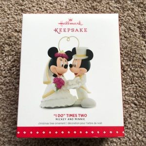 """""""I DO"""" TIMES TWO -MICKEY AND MINNIE"""